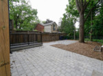 105 Colbeck St Toronto ON M6S-large-033-022-Back Yard-1498x1000-72dpi